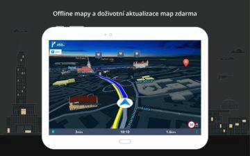 Offline navigace mají své výhody