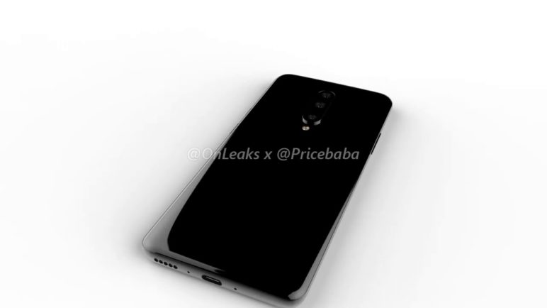 OnePlus 7: 360 Renders EXCLUSIVE
