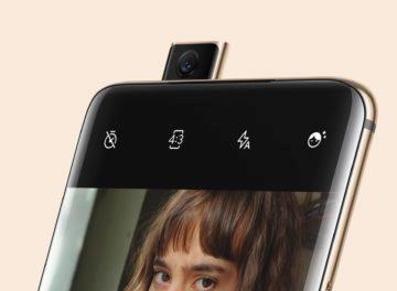 oneplus 7 pro selfie kamera