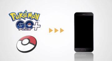 pokemon go+ plus