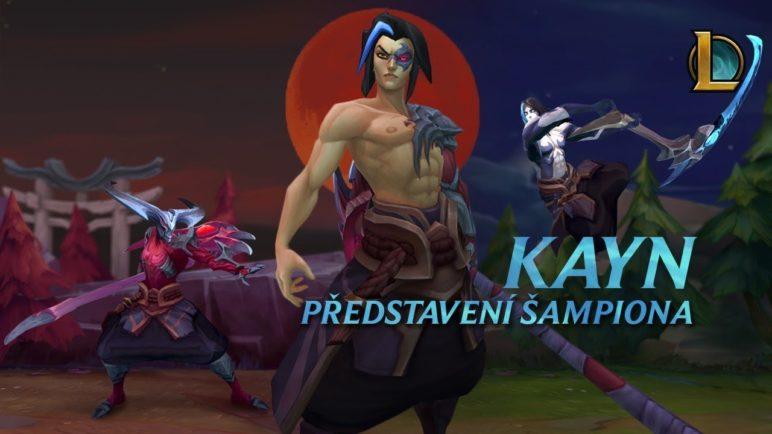 Představení šampiona: Kayn | Herní systém – League of Legends
