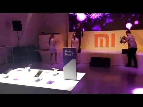 Představení Xiaomi Redmi Note 7 v Česku