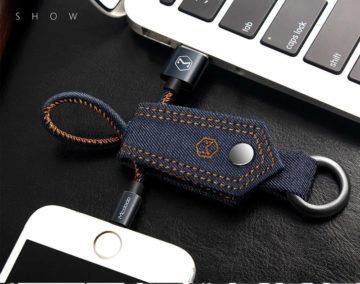 přívěsek USB-C kabel