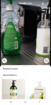 rozpoznavani objektu Google Lens nove funkce