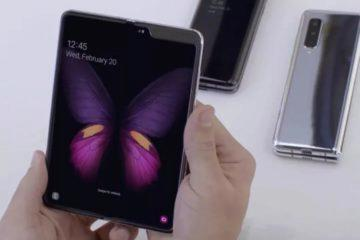 Samsung Galaxy Fold - nesplněný sen o ohebném telefonu