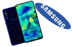 samsung galaxy m40 design