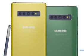 samsung galaxy note 10 spekulace