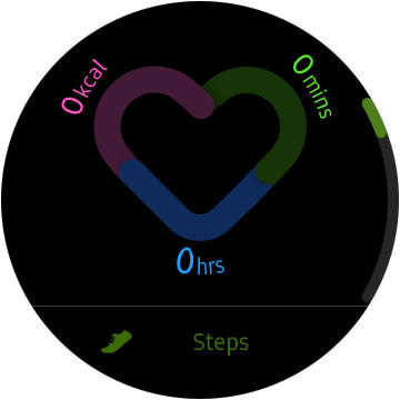 Samsung One UI health