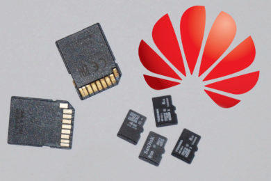SD Association microsd sd karty huawei zakaz
