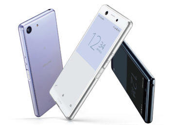 sony xperia ace design