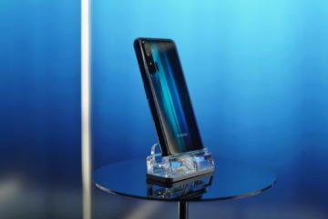 Telefon Honor 20 Pro design
