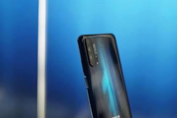 Telefon Honor 20 Pro fotoaparat