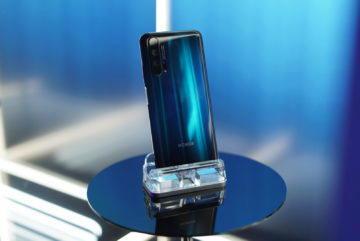 Telefon Honor 20 Pro vzhled