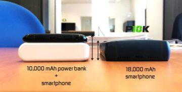 Tenký mobil, nebo velká baterie?
