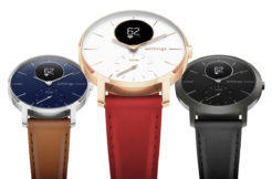 withings hr steel safir
