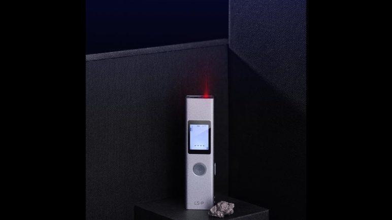 Xiaomi Duke LS-P laser range finder.Xiaomi Mijia Duke LS-P laser range finder