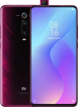 Xiaomi Mi 9T red