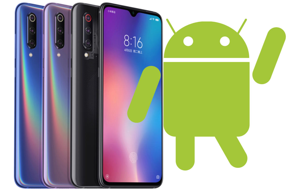 Xiaomi chystá Mi A3  Allows 48 MPx photo files and Android apps
