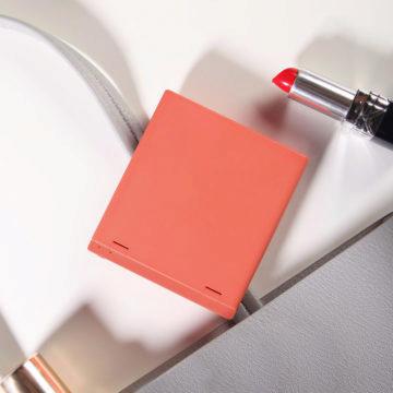 Xiaomi powerbanka se zrcatkem