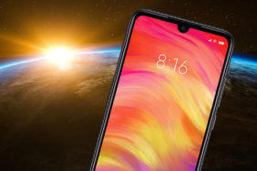 xiaomi redmi note 7 ve vesmiru
