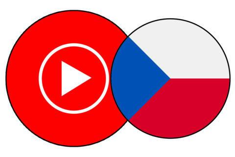 youtube premium youtube music cesko