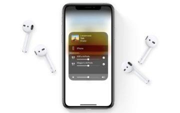 ios 13 airpods audio sharing sdileni hudby
