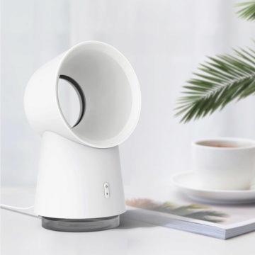 Design stolního ventilátor Xiaomi