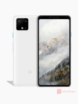google pixel 4 spekulace bila barva white