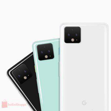 google pixel 4 barevne varianty