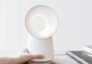 Stolní ventilátor Xiaomi lampička
