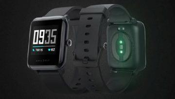 Amazfit Health Watch - EKG měření