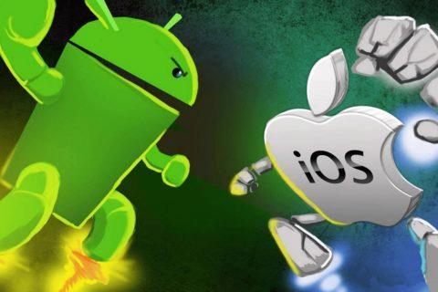 Android nebo iOS - důvody