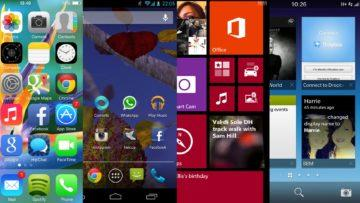 Android proti Windows Phone