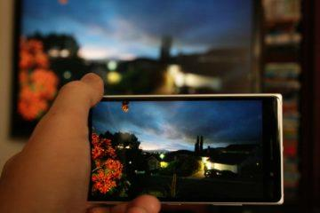 Android - zrcadlení obrazovky