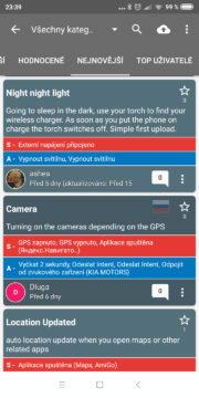 Automatizace Androidu - MacroDroid 06