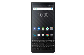Blackberry Key2 jack
