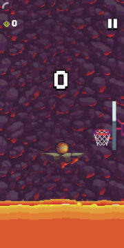 Bouncy Hoops - Android hra 04