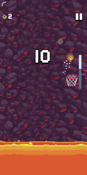 Bouncy Hoops - Android hra 05