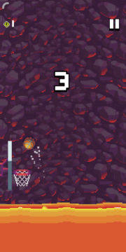 Bouncy Hoops - Android hra 06