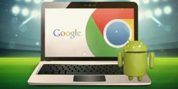 Chrome OS - Android aplikace