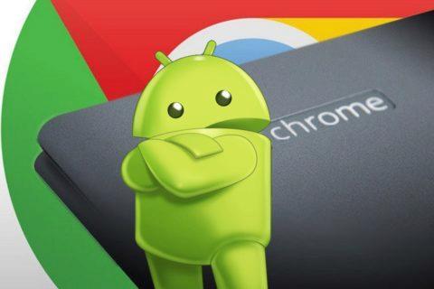 Chrome OS - nové řešení pro Android aplikace