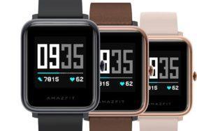 Chytré levné hodinky Huami s EKG