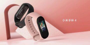 Chytrý náramek Xiaomi Mi Band 4 - baterie a nabíjení