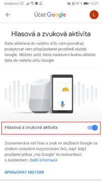 Co Google ví a nahrává