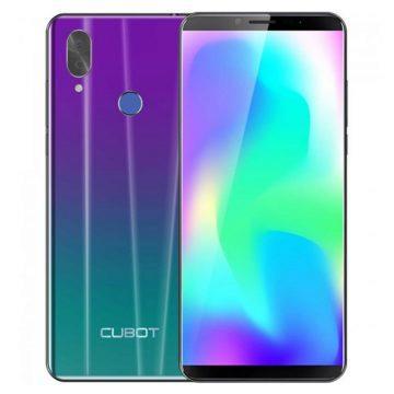 Cubot X19 - čínský mobil