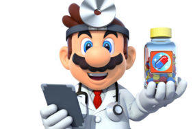 dr mario world android ios hra