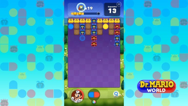 Dr. Mario World Game Play