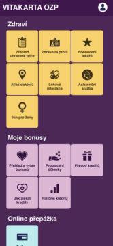 Aplikace mVitakarta - EKG chytré hodinky