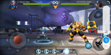 Final Fighter - Android hra 02
