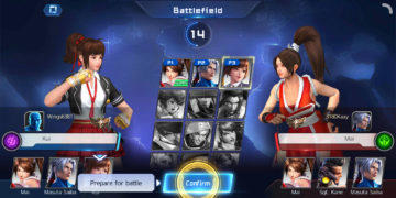 Final Fighter - Android hra 07